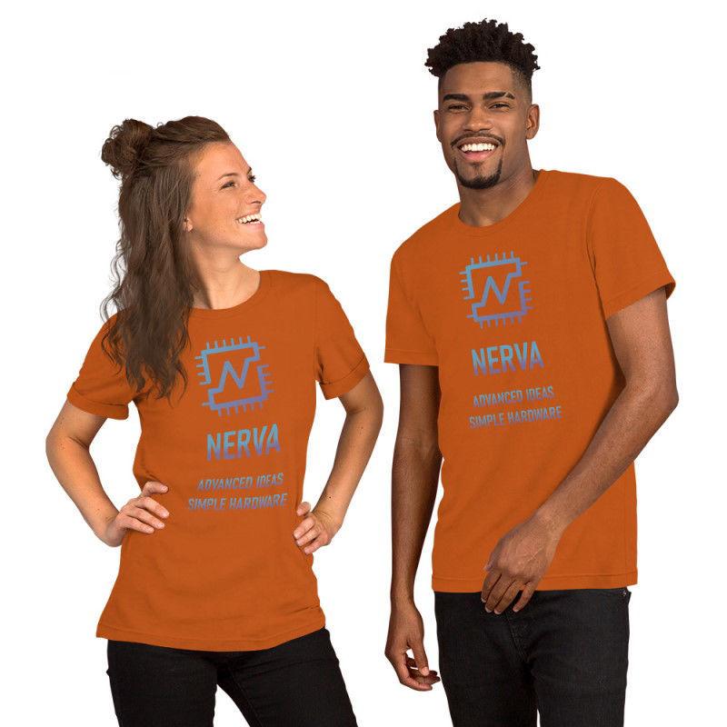 Nerva (XNV) - premium unisex t-shirt - color design - autumn