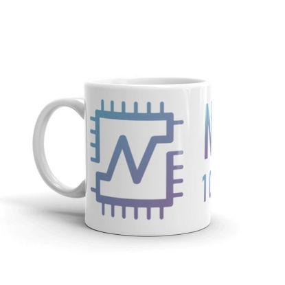 Nerva (XNV) - Coffee Mug - 1 CPU = 1 VOTE - 11 oz - 1