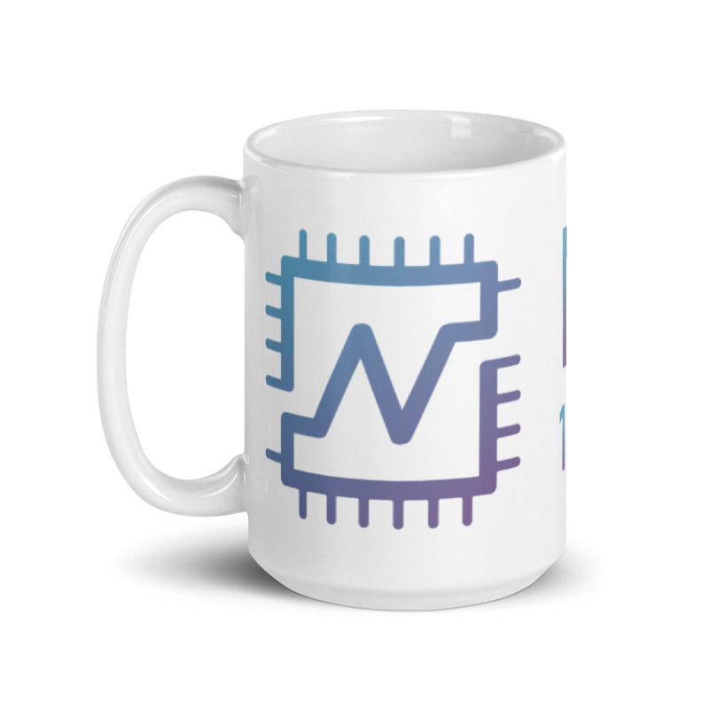 Nerva (XNV) - Coffee Mug - 1 CPU = 1 VOTE - 15 oz - 1