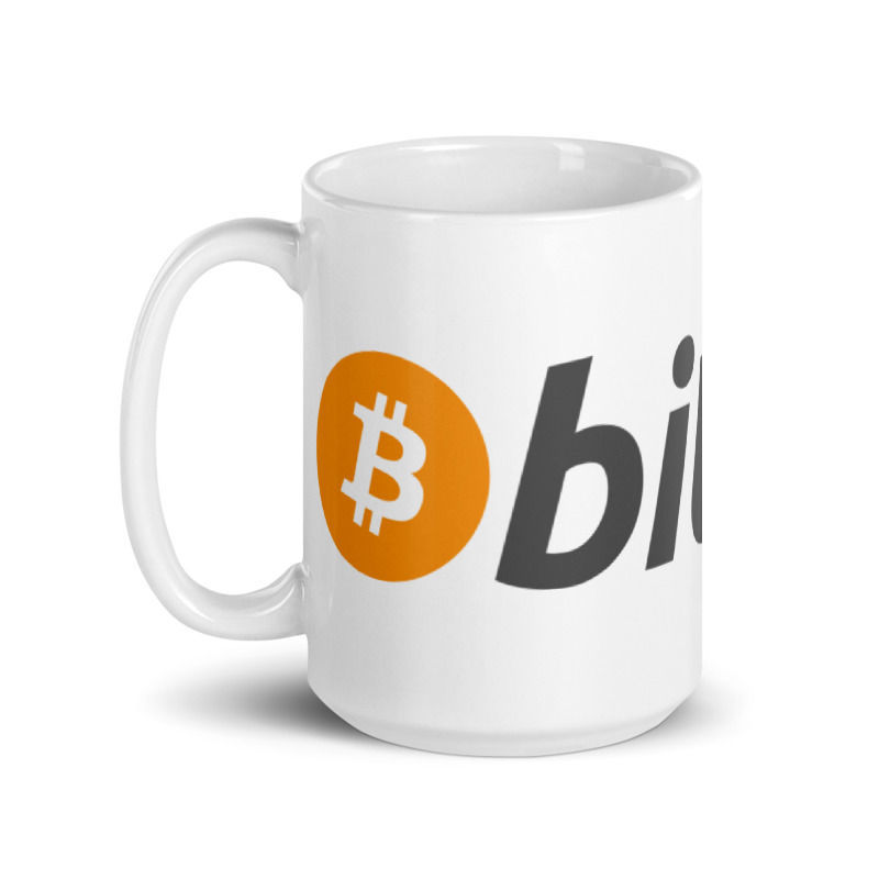 Bitcoin (BTC) - Coffee Mug - 15oz - 1