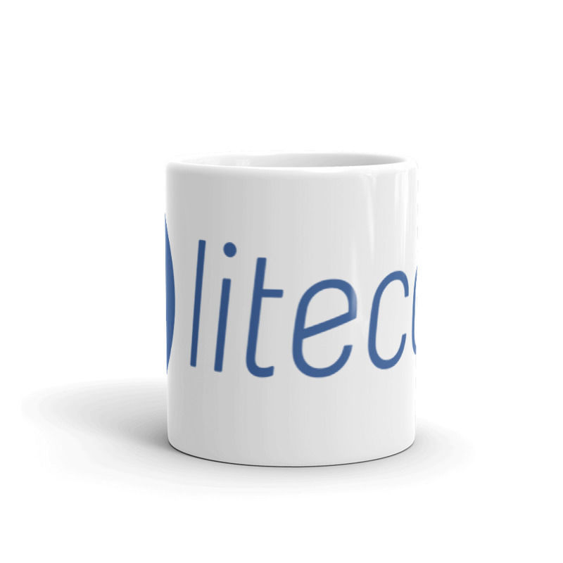 Litecoin (LTC) - Coffee Mug - 11oz - 2