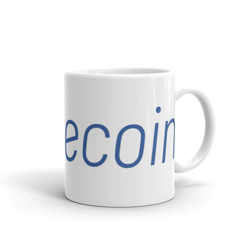 Litecoin (LTC) - Coffee Mug - 11oz - 3
