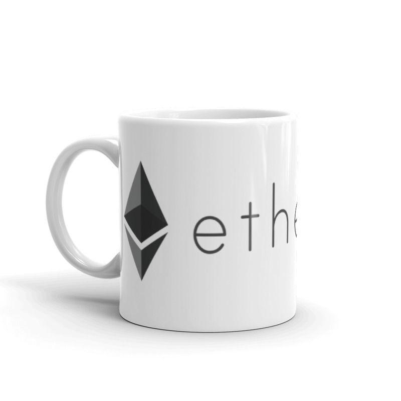 Ethereum (ETH) - Coffee Mug - 11oz - View 1