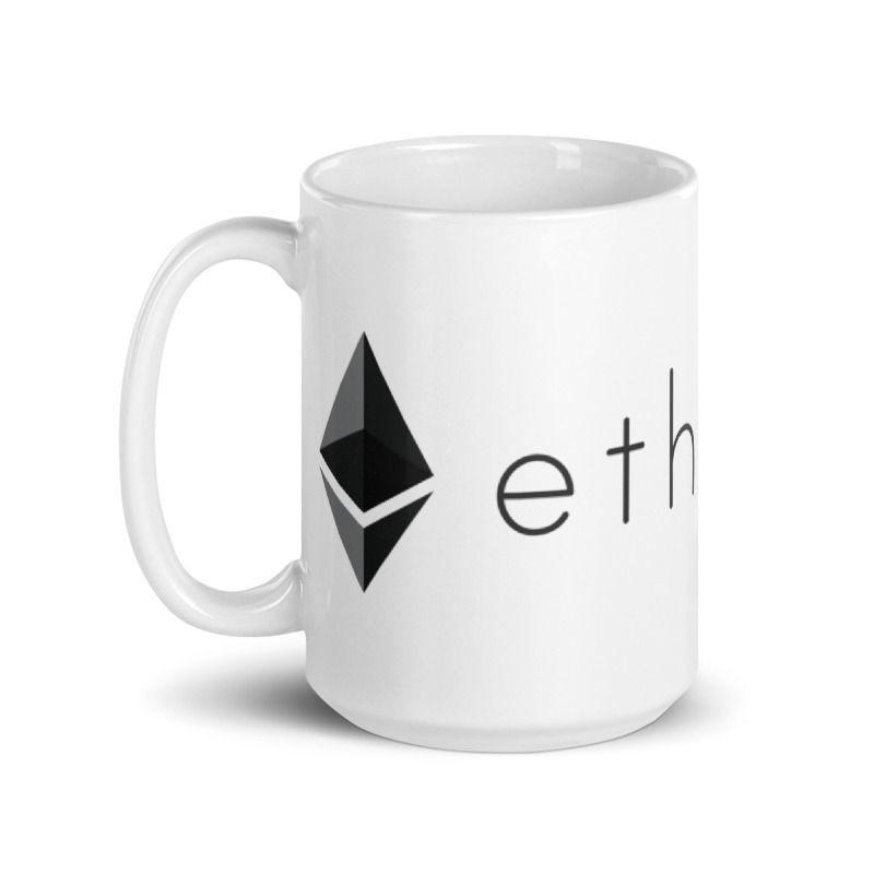 Ethereum (ETH) - Coffee Mug - 15oz - View 1